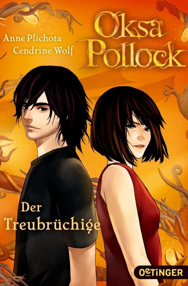 Oksa Pollock - Der Treubrüchige (Bd. 3) als Taschenbuch