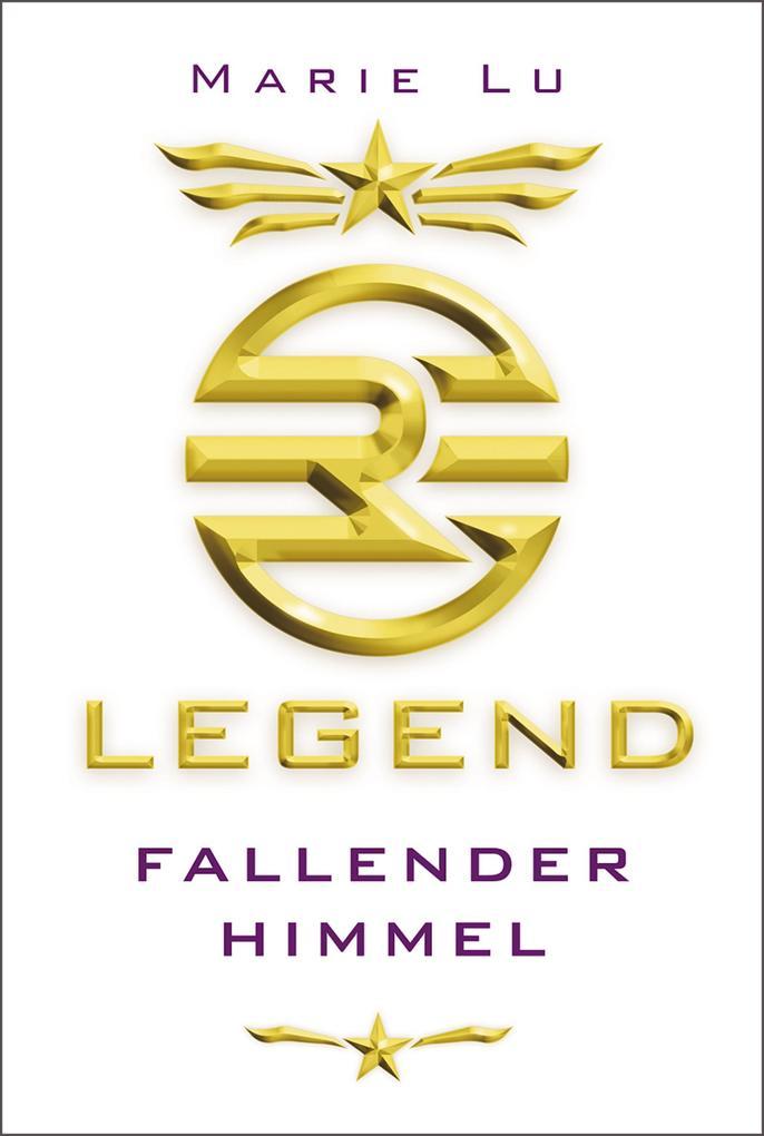 Legend 1 - Fallender Himmel als eBook