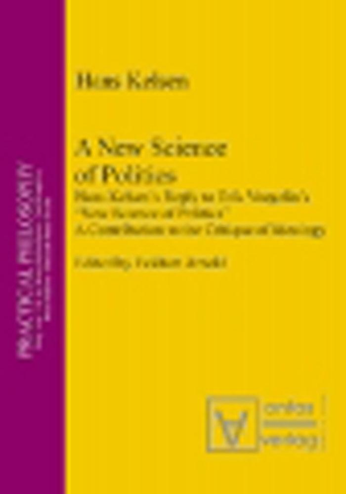A New Science of Politics als eBook