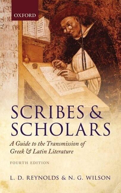 Scribes and Scholars als Taschenbuch