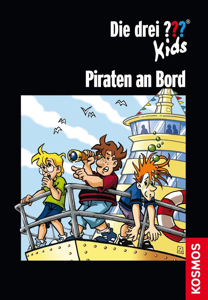 Die drei ??? Kids, Piraten an Bord (drei Fragezeichen Kids) als eBook