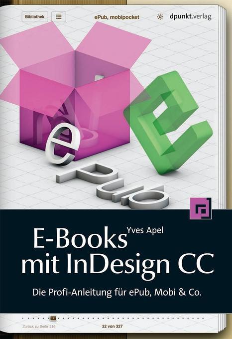 E-Books mit InDesign CC als Buch