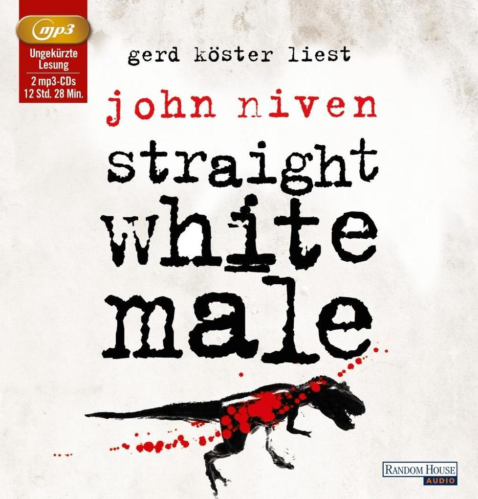 Straight White Male als Hörbuch