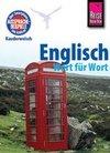 Reise Know-How Kauderwelsch Englisch - Wort für Wort