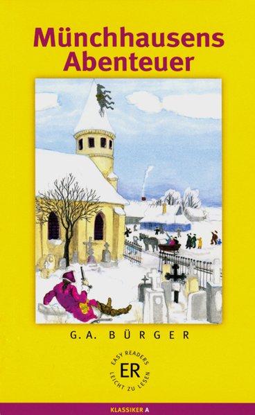 Münchhausens Abenteuer als Buch
