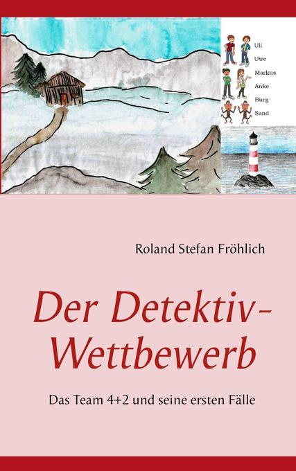 Der Detektiv-Wettbewerb als Buch