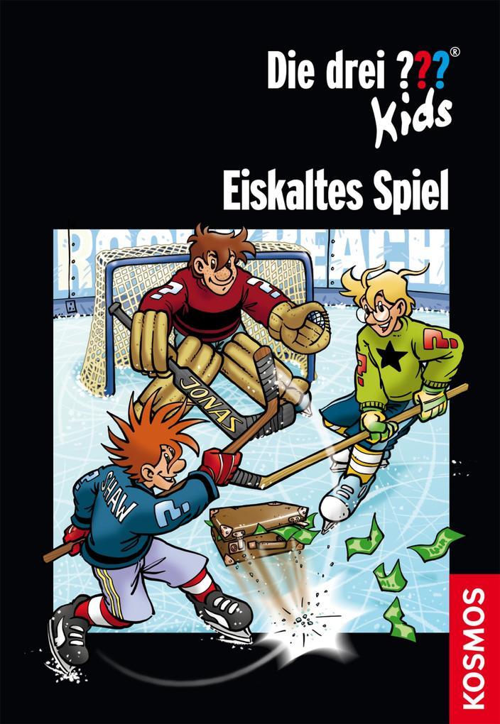 Die drei ??? Kids, Eiskaltes Spiel (drei Fragezeichen Kids) als eBook