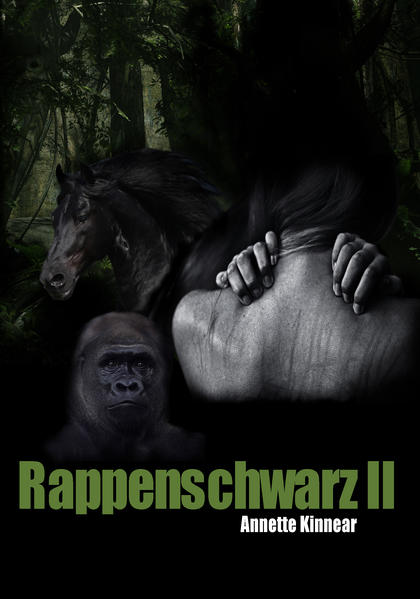Rappenschwarz 2 als Buch