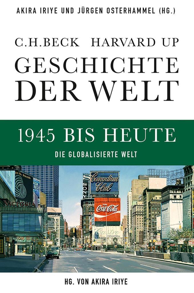 Geschichte der Welt 1945 bis heute als eBook