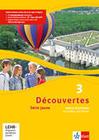 Découvertes Série jaune 3. Cahier d'activités mit Audio-CD (MP3 für PC)