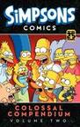 Simpsons Comics Colossal Compendium, Volume 2
