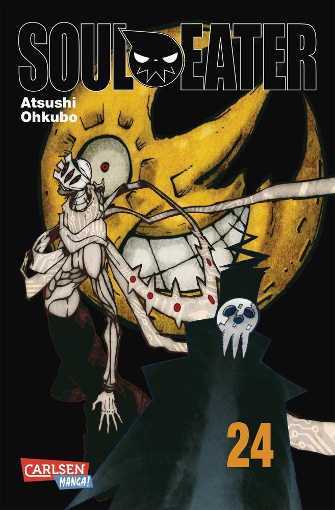 Soul Eater 24 als Buch