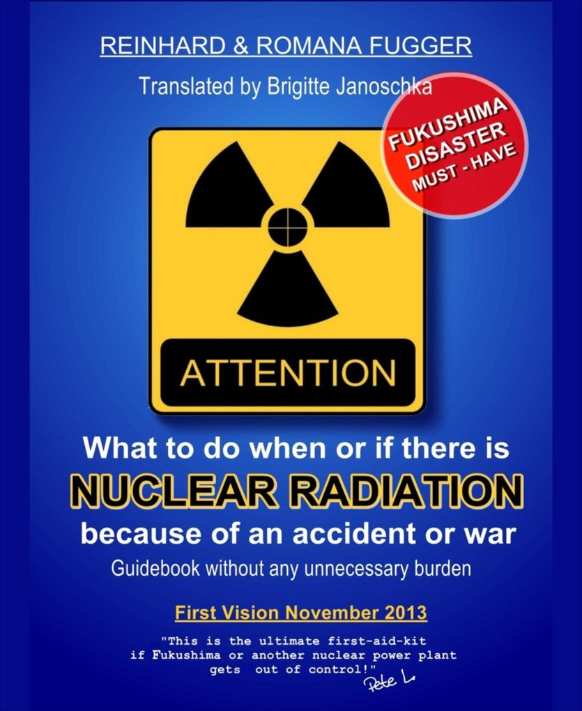 What can we do when or if there is nuclear radiation because of an accident or war als eBook