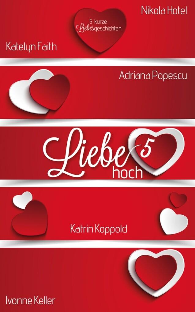 Liebe hoch 5 als eBook