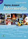 Nuevo Avance Intermedio. Kursbuch mit Audio-CD