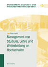 Management von Studium, Lehre und Weiterbildung an Hochschulen