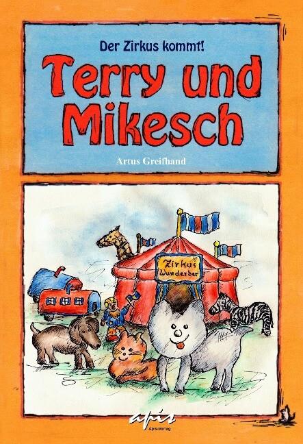 Terry und Mikesch als Buch