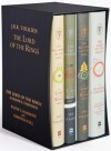 The Lord of the Rings Boxed Set. 60th Anniversary edition