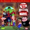 Disney - Phineas & Ferb. Mission Marvel