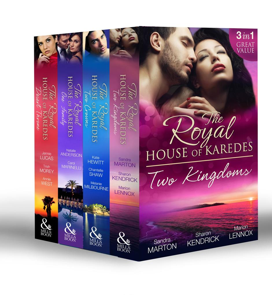The Royal House Of Karedes Collection Books 1-12 (Mills & Boon e-Book Collections) als eBook