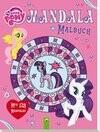 My Little Pony Mandala-Malbuch