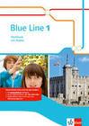 Blue Line 1. Workbook mit Audio-CD. Ausgabe 2014