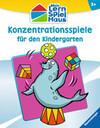 Konzentrationsspiele für den Kindergarten