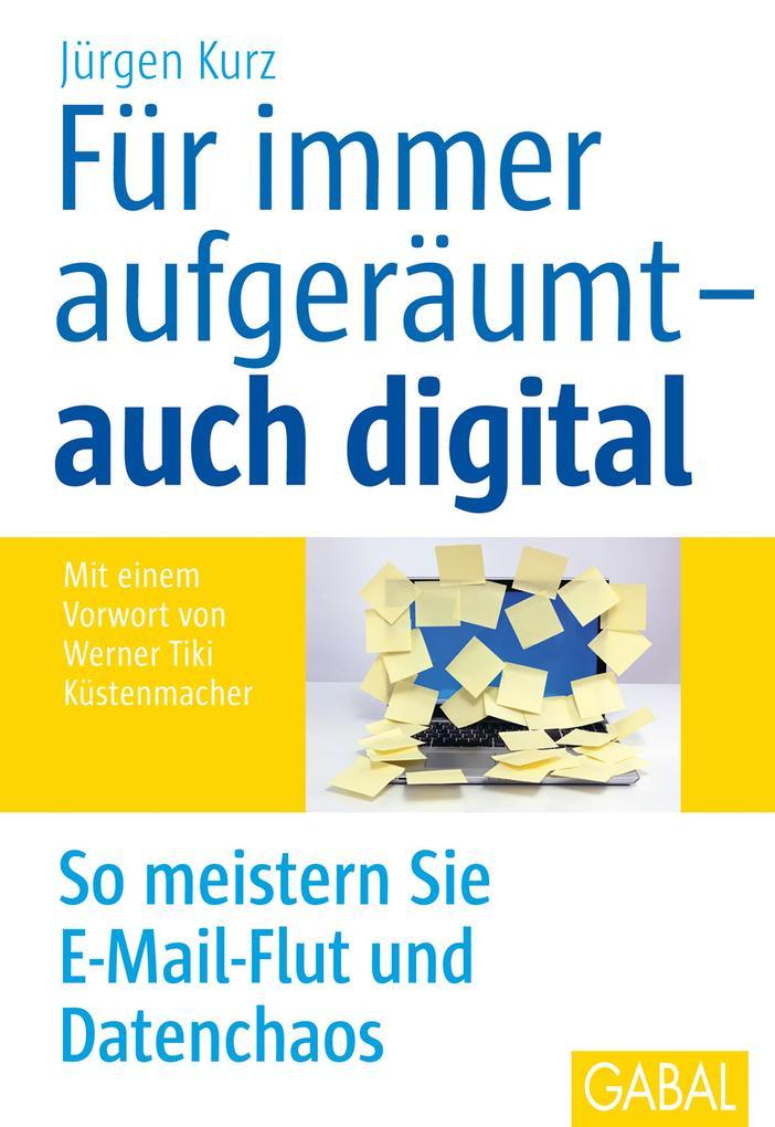 Für immer aufgeräumt - auch digital als eBook