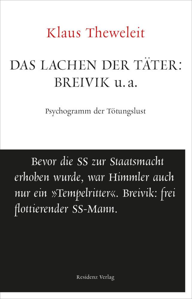 Das Lachen der Täter: Breivik u.a. als Buch