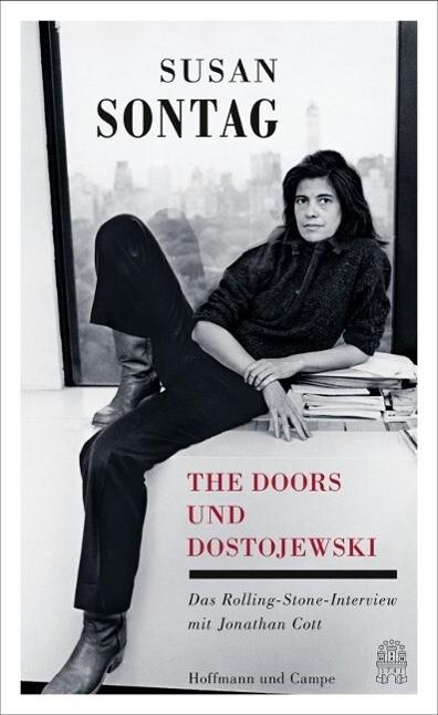 The Doors und Dostojewski als Buch