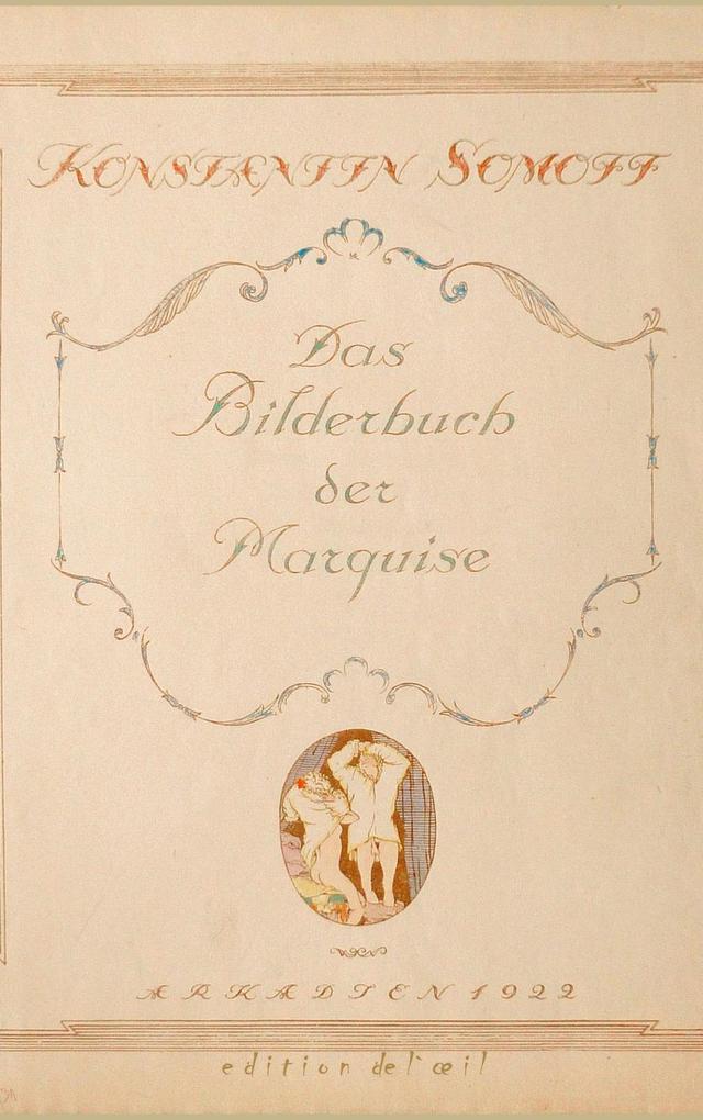 Das Bilderbuch der Marquise als eBook