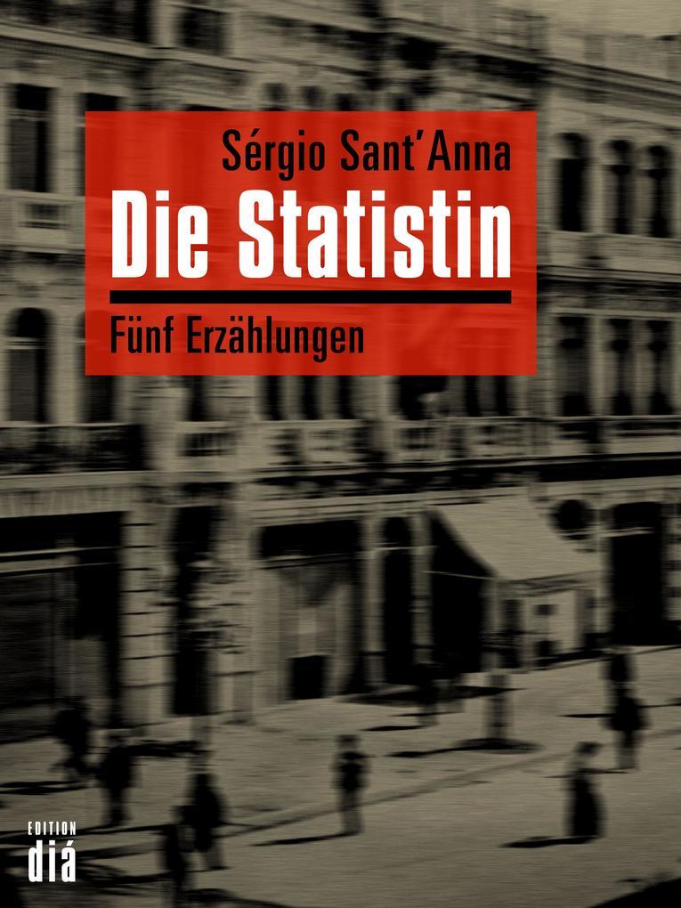 Die Statistin als eBook
