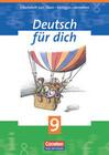 Deutsch für Dich 9. Arbeitsheft. Neue Rechtschreibung
