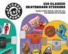 Skateboard Stickers: 150 Classic Skateboard Stickers