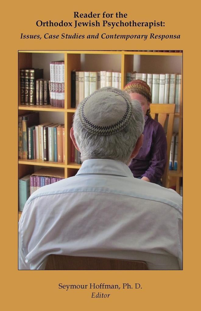 Reader for the Orthodox Jewish Psychotherapist als Buch