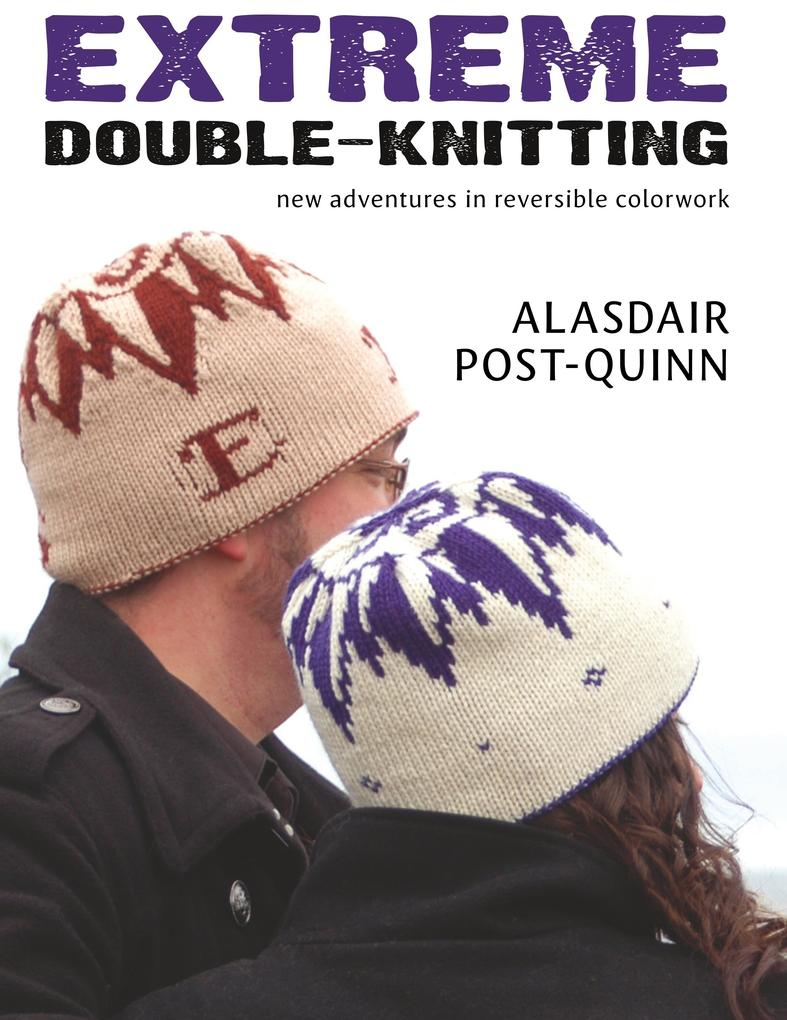 Extreme Double-Knitting als Buch