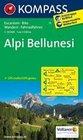 Alpi Bellunesi 1 : 50 000