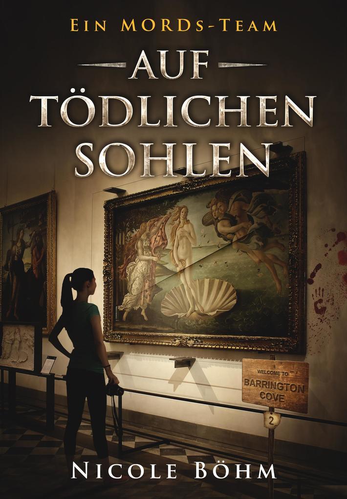 Ein MORDs-Team, Band 2: Auf tödlichen Sohlen (All-Age Krimi) als eBook