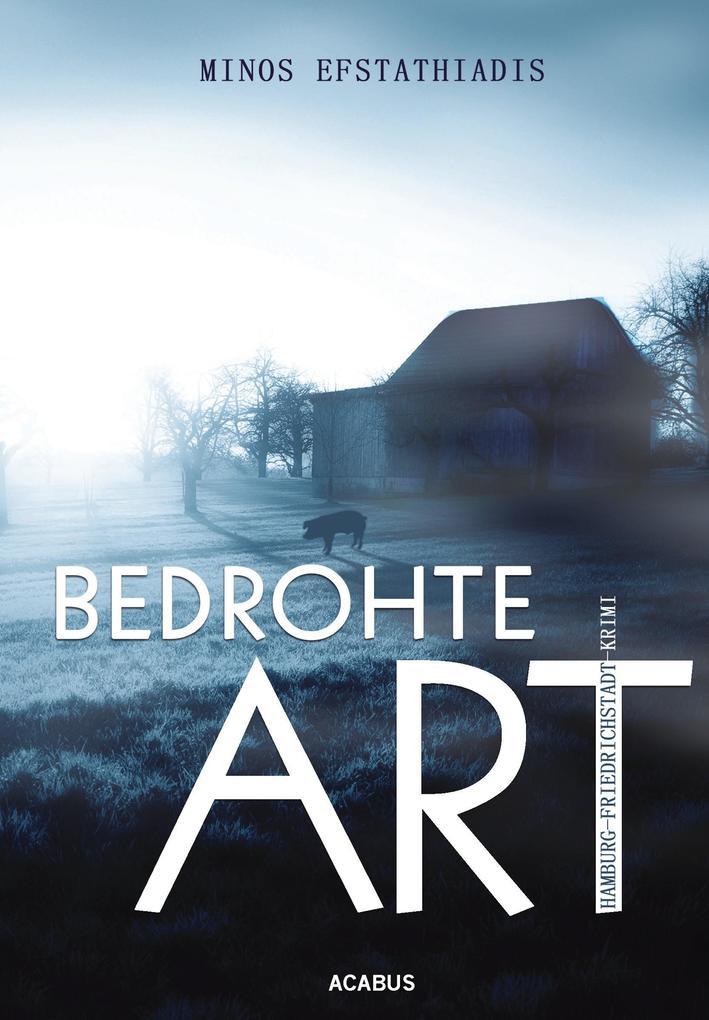 Bedrohte Art. Ein Hamburg-Friedrichstadt-Krimi als eBook