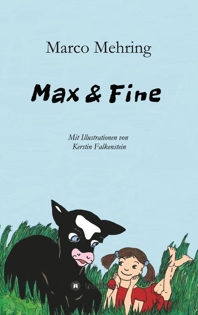 Max & Fine als Buch