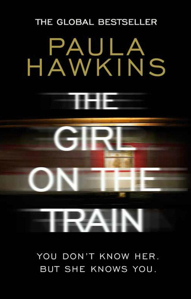 The Girl on the Train als eBook