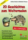 20 Geschichten zum Weitermalen - Band 2 (3./4. Schuljahr)
