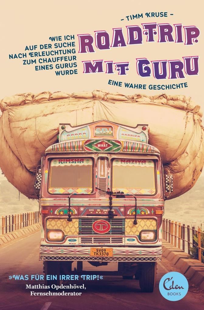 Roadtrip mit Guru als eBook