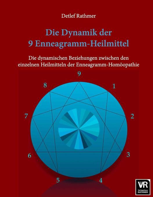 Die Dynamik der 9 Enneagramm-Heilmittel als Buch