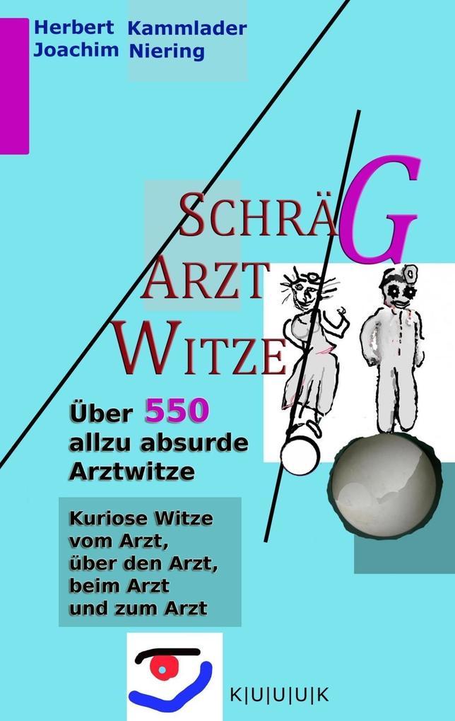 Schräg-Arzt-Witze als eBook