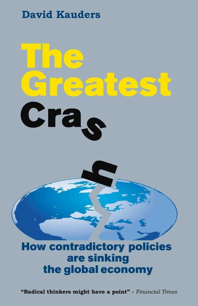 The Greatest Crash als eBook