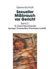 Sexueller Mißbrauch vor Gericht