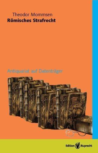 Römisches Strafrecht als eBook