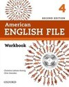 American English File 4: Workbook with iChecker
