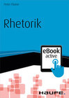 Rhetorik eBook active